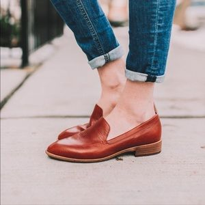 Madewell | The Frances Loafer Brown Mahogany NWOT